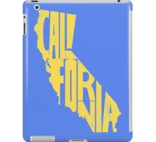 California iPad Case/Skin