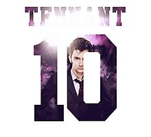 Tennant Jersey Photographic Print