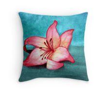 A Bloom Throw Pillow