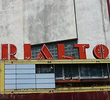 Old Rialto Theater, Alice, Texas by garytx