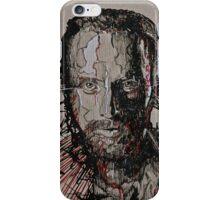 Rick Grimes The Walking Dead iPhone Case/Skin