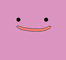 Ditto Face by alienaviary