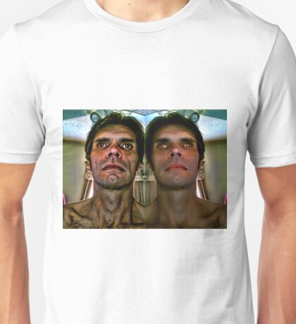 The Masculine and The Fem Unisex T-Shirt