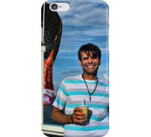 What the Hell is up with that Shirt? oh Yeah, and Giant Black Swans iPhone Case/Skin