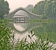 Xiuyi Bridge by boehmgraphics