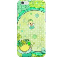 The Green Florist iPhone Case/Skin