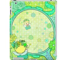 The Green Florist iPad Case/Skin