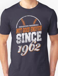 Houston Baseball Unisex T-Shirt