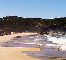 An ocean beach by georgieboy98