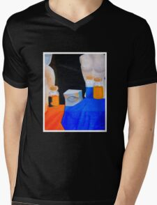 Color Study 1 Mens V-Neck T-Shirt