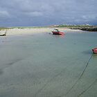 Scarinish bay ilse of tiree  by mountainvoyager