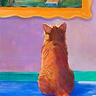 Museum Cat 2 by jimmie