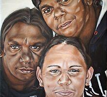 Renee, Kirsten and Karina by alstrangeways