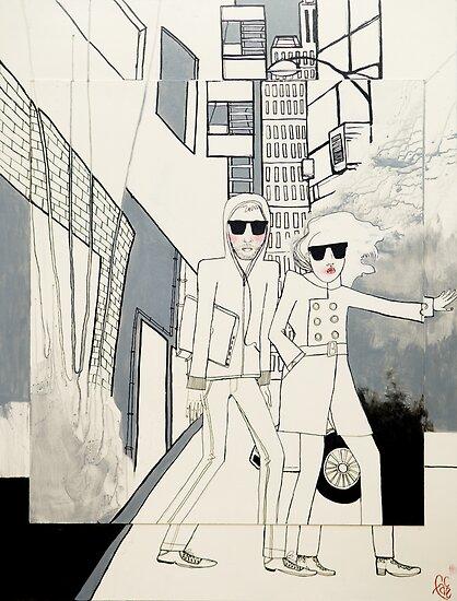 the_City.exe by Fache Desrochers