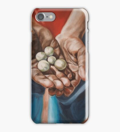 Gordi and the Biggest Bush Tomatoes iPhone Case/Skin