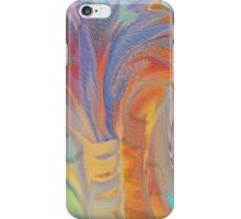 Somewhere In The Desert Of Heaven iPhone Case/Skin
