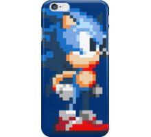 16 Bit Sonic iPhone Case/Skin