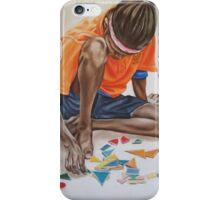 Sophie's Shapes iPhone Case/Skin