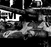 Tiger II Sticker