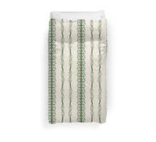 Art Nouveau Plant and Berries Duvet Cover
