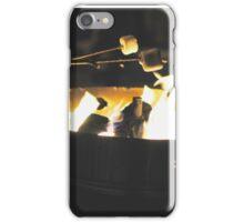 Marshmallow Roast  iPhone Case/Skin