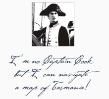 Captain Cook by Paul Bell