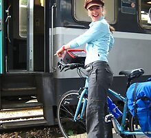 France: The Difficulties And Dangers Of Combining Bikes And Trains by tommygun