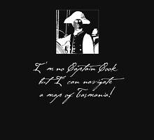 Captain Cook (for dark colours) Unisex T-Shirt