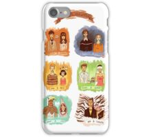 My favorite romantic movie couples iPhone Case/Skin