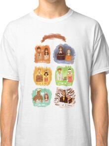 My favorite romantic movie couples Classic T-Shirt