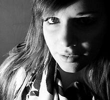 Self portrait by kyndrafiasco