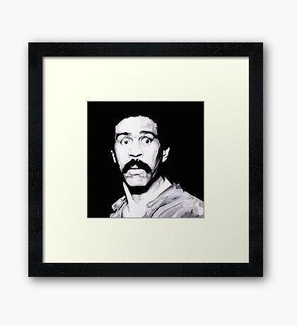 """My Monkeys Died"" by Okse Framed Print"