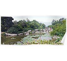 Beijing Botanical Gardens Poster