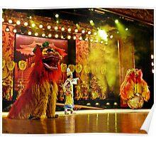 Beijing Acrobats 1 Poster