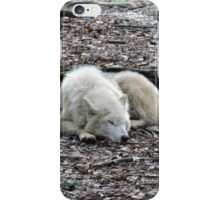Asleep...With You In My Heart iPhone Case/Skin