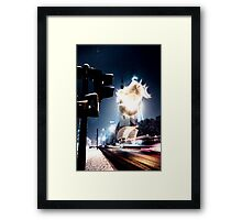 #1014990 cold fusion Framed Print