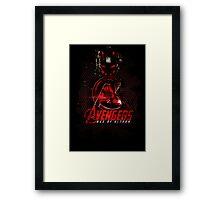 AVENGERS- AGE OF ULTRON Framed Print
