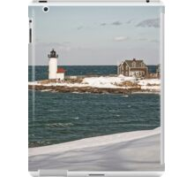 Annisquam Harbor Light iPad Case/Skin