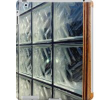 Four Squared And Framed iPad Case/Skin
