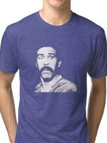 """My Monkeys Died"" By Okse Tri-blend T-Shirt"