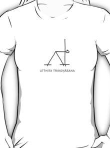 trikonasana T-Shirt