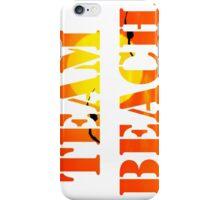 TEAM BEACH - In the Sunrise iPhone Case/Skin