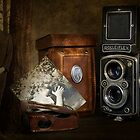 Dad&#x27;s Old Camera by Holly Cawfield