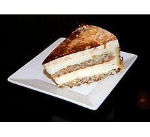 Tiki Cake Deluxe Photographic Print
