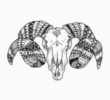 """Sycophant"" (inverted) by Timothy Von Senden Kids Tee"