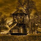 Playground by Tim Wright