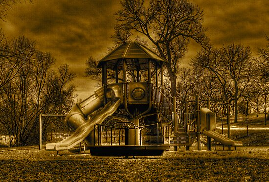 Playground by Tim Wright