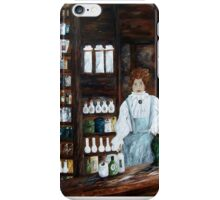 The Old Pharmacy iPhone Case/Skin