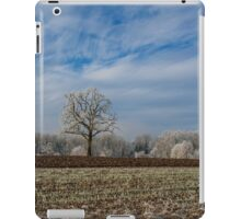 Winter Scene iPad Case/Skin