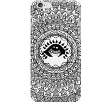 """Anaesthetic, an aesthetic"" (inverted) by Timothy Von Senden  iPhone Case/Skin"